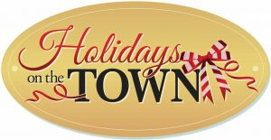 DPBA Holidays on the Town Logo