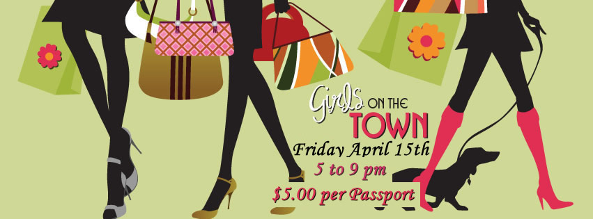 Girls On The Town Friday April 15th