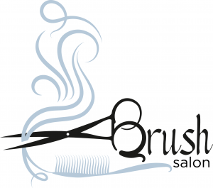 Brush Salon Logo
