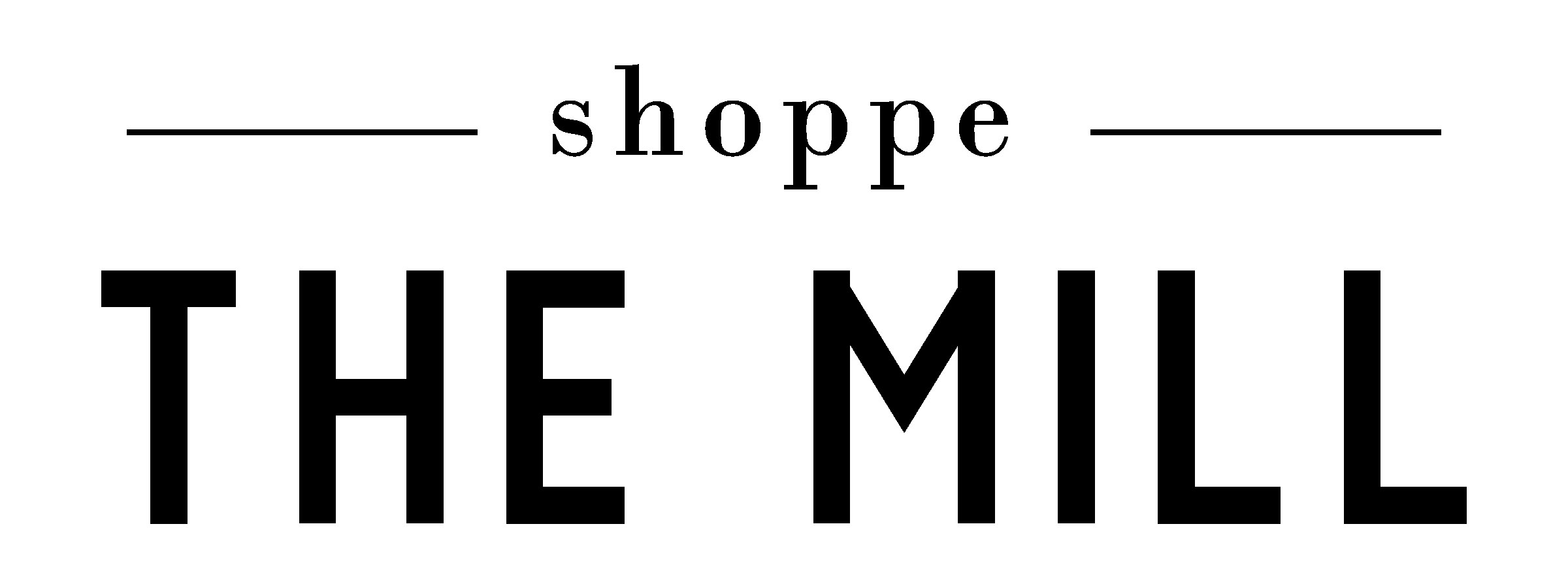 Shoppe the Mill