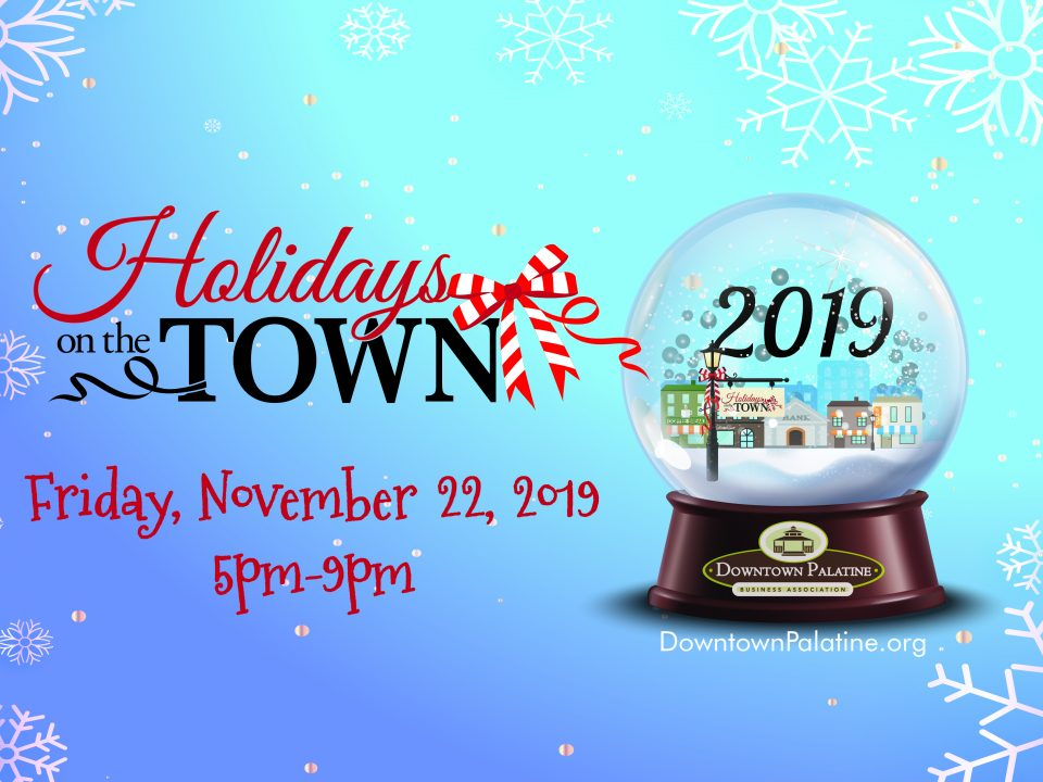 holidays on the town 2019